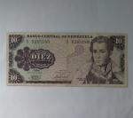 monedas de America - Venezuela -  1981 - 10 bolivares