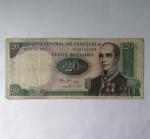 monedas de America - Venezuela -  1987 - 20 bolivares