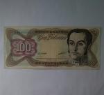 monedas de America - Venezuela -  1998 - 100 pesos