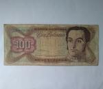 monedas de America - Venezuela -  1992 - 100 bolivares