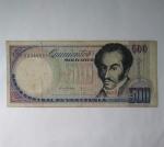 monedas de America - Venezuela -  1995 - 500 bolivares