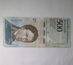 monedas de America - Venezuela -  2016 - 500 bolivares