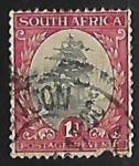 Sellos de Africa - Sudáfrica -  Van Riebeeck's Ship