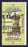 Sellos de Africa - Sudáfrica -  Pulpito