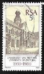 Sellos de Africa - Sudáfrica -  50th Anniversary of Pretoria University