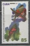 Stamps : America : Cuba :  CUBA 40 ANIVERSARIO DE LAS RELACIONES DIPLOMATICAS DE NIGERIA Y CUBA 2014