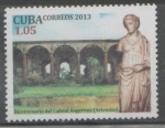 Sellos del Mundo : America : Cuba : CUBA BICENTENARIO DEL CAFETAL ANGERONA (ARTEMISA) 2013