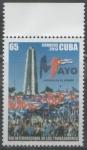 Sellos de America - Cuba -  CUBA PRIMERO DE MAYO DIA INTERNACIONAL DE LOS TRABAJADORES 2013