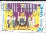 Stamps : Europe : Spain :  CINE ESPAÑOL- BELLE EPOQUE (33)