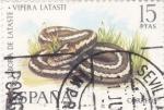Stamps : Europe : Spain :  VIBORA (33)