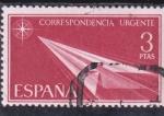 Stamps : Europe : Spain :  CORRESPONDENCIA URGENTE (33)