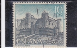 Stamps : Europe : Spain :  CASTILLO DE BELMONTE(33)