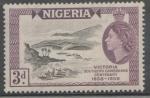 Stamps : Africa : Nigeria :  CENTENARIO DE LA FUNDACIÓN DE VICTORIA AL SURESTE DE CAMERÚN