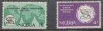 Stamps : Africa : Nigeria :  organizacion internacional del trabajo 1919-1979