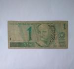 monedas del Mundo : America : Brasil :  1 real