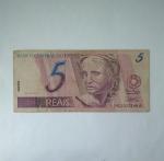 monedas de America - Brasil -  5 reais