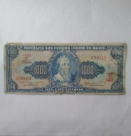 monedas de America - Brasil -  1000 cruzeiros