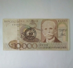 monedas de America - Brasil -  10.000 cruzeiros