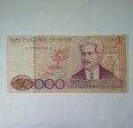 monedas de America - Brasil -  50.000 cruzeiros