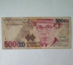 monedas de America - Brasil -  500.000 cruzeiros