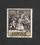 Sellos del Mundo : Europa : España : Edf 1241 - Pintura