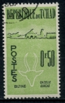 Stamps : Africa : Chad :  CHAD_SCOTT 70 $0.2