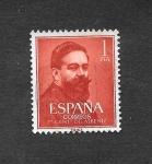 Stamps Spain -  I Centenario del Nacimiento de Isaac Albéniz