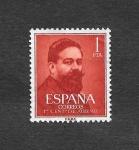 Sellos del Mundo : Europa : España : I Centenario del Nacimiento de Isaac Albéniz