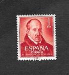 Sellos de Europa - España -  Edf 1370 - IV Centenario del Nacimiento de Luis de Góngora y Argote