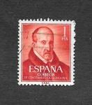 Stamps Spain -  Edf 1370 - IV Centenario del Nacimiento de Luis de Góngora y Argote