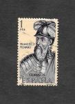 Sellos de Europa - España -  Edf 1625 - Forjadores de América