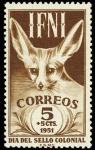 Stamps Morocco -  Ifni