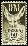 Stamps : Africa : Morocco :  Ifni