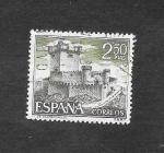 Sellos de Europa - España -  Edf 1883 - Castillos de España