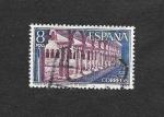 Stamps : Europe : Spain :  Edf 2160 - Monasterio de Santo Domingo de Silos