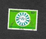 Stamps Philippines -  1681 - Movimiento de Solidaridad Nacional