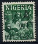 Stamps : Africa : Nigeria :  NIGERIA_SCOTT 105.02 $0.2