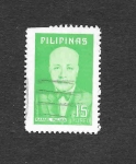 Sellos de Asia - Filipinas -  1197 - Rafael Palma