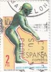 Stamps : Europe : Spain :  JUEGOS OLÍMPICOS DE LOS ANGELES (33)