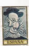 Stamps : Europe : Spain :  RETRATO- PICASSO-(33)