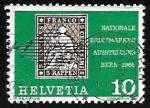 Stamps : Europe : Switzerland :  Exposiciones Filatélicas