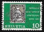sellos de Europa - Suiza -  Exposiciones Filatélicas