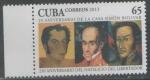 Sellos del Mundo : America : Cuba : 230 aniversario del natalicio de Simón Bolivar