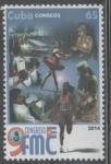 Stamps : America : Cuba :  9 CONGRESO FMC