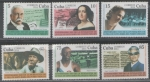 Stamps : America : Cuba :  ANIVERSARIO 500 DE LA FUNDACIÓN DE LA VILLA DE SANTA MARÍA DEL PUERTO PRÍNCIPE-SERIE COMPLETA