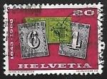 Stamps Switzerland -  sellos de jubileo