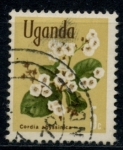 Stamps  -  -  AF UGANDA CAMBIO