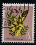 Stamps : Africa : Uganda :  UGANDA_SCOTT 117 $0.2