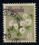 Stamps : Africa : Uganda :  UGANDA_SCOTT 120 $0.2