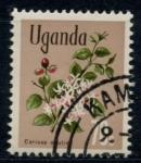 Stamps : Africa : Uganda :  UGANDA_SCOTT 123 $0.2